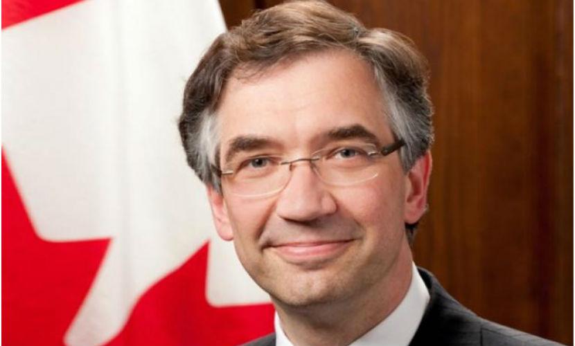 Посол Канады назвал политическую жизнь Украины