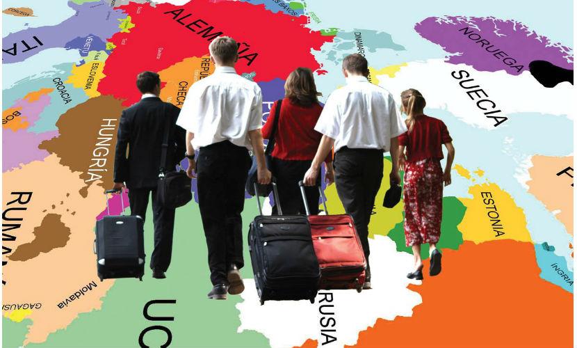 В России увеличился поток желающих уехать на Запад работать