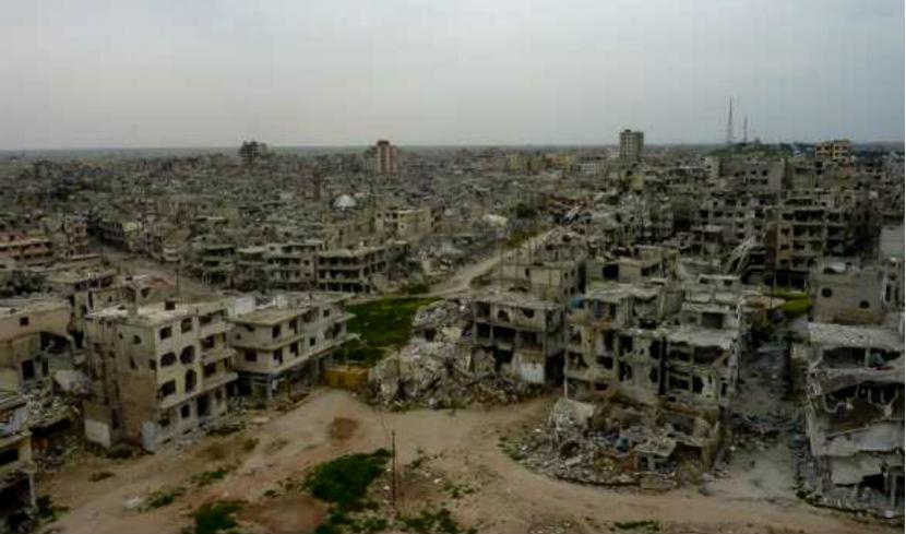 Прекращение боевых действий в Сирии ожидают в ближайшую пятницу