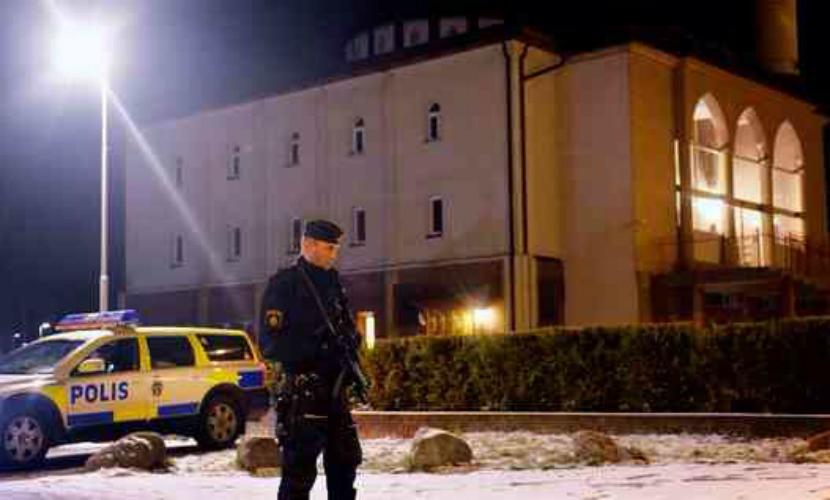 В Стокгольме взорвали турецкий культурный центр
