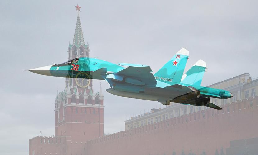 Кремль верит Минобороны: Су-34 не нарушал воздушного пространства Турции