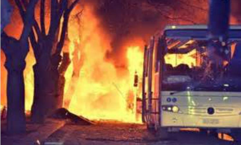 Турецкая прокуратура нашла настоящего исполнителя теракта в Анкаре