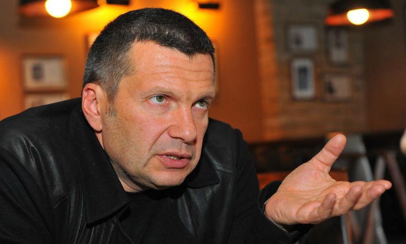 Телеведущий Соловьев обвинил министра Авакова в сокрытии данных от МВФ