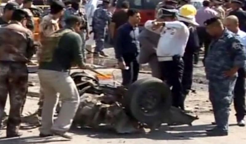 Две бомбы взорвали на рынке электроники в Багдаде