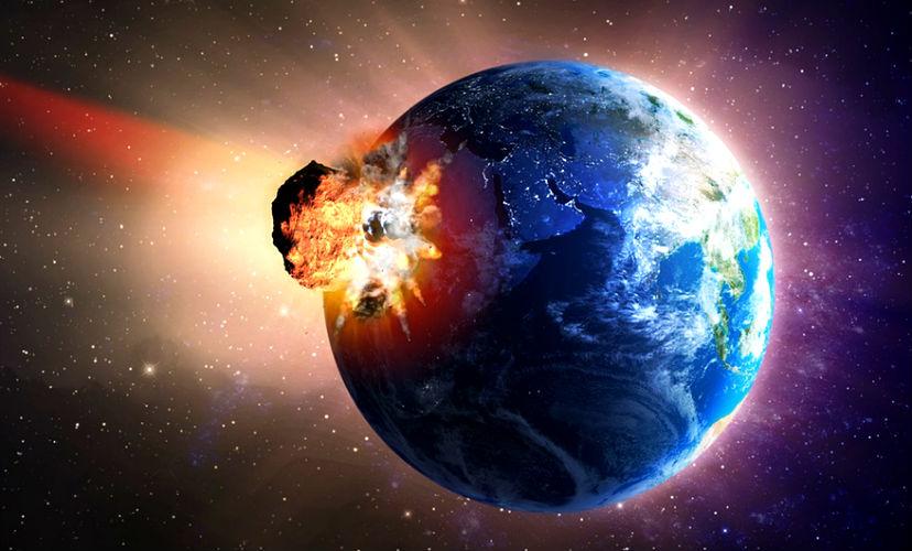 Апокалипсис на Земле начнется после падения астероида, - ученые