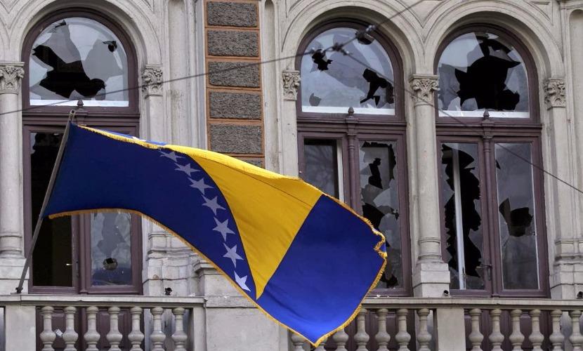 Евросоюз получил официальную заявку на вступление от Боснии и Герцеговины