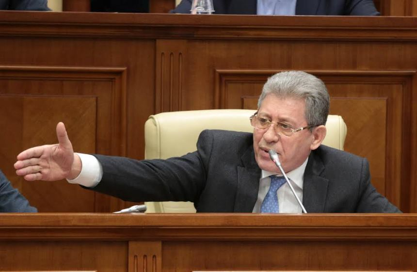 Россия оккупировала Молдавию, и мы с ней воюем, - Гимпу