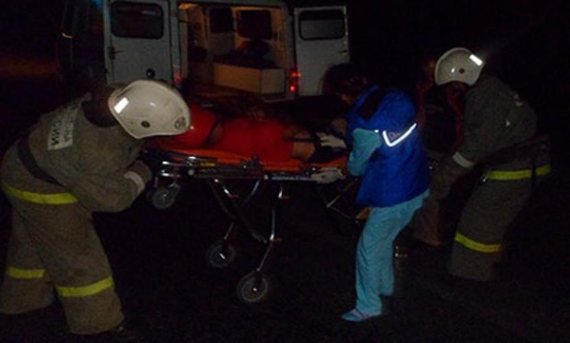 Автобус протаранил грузовик в Ставрополье: три человека погибли, десять пострадали