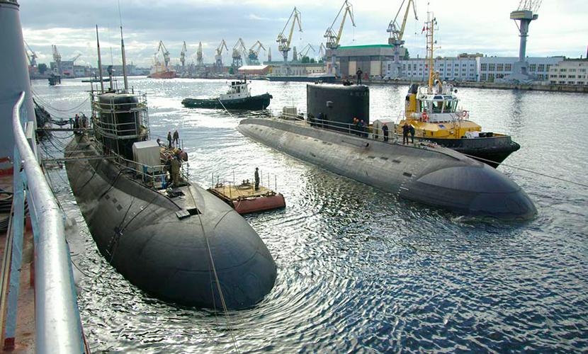 Состав Черноморского флота пополнят новейшие подлодки и сторожевые корабли