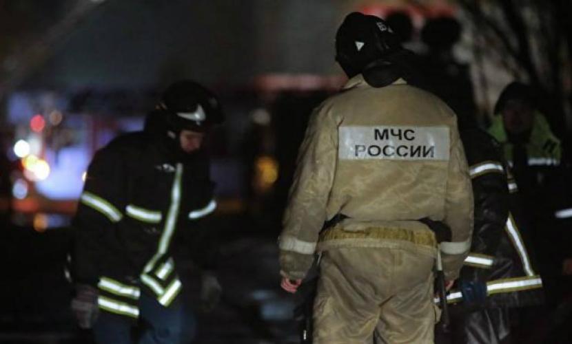 Жилой дом обрушился из-за взрыва на Чукотке