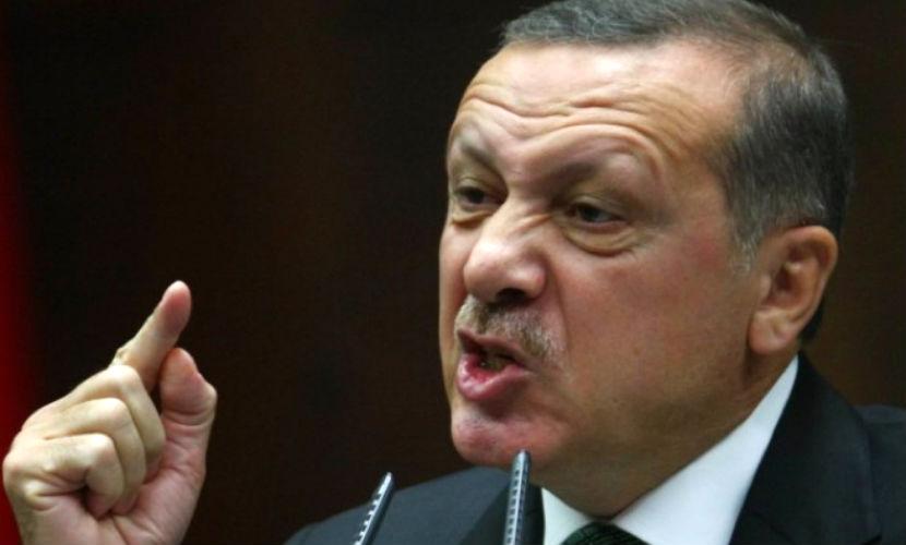 Эрдоган публичной критикой испортил отношения с США