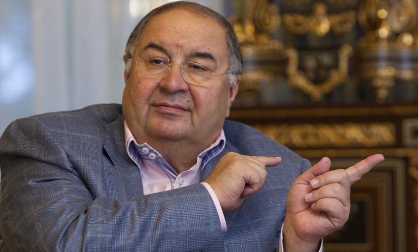Российский миллиардер Усманов стал новым владельцем «Эвертона» и увеличил свою долю в «Арсенале»