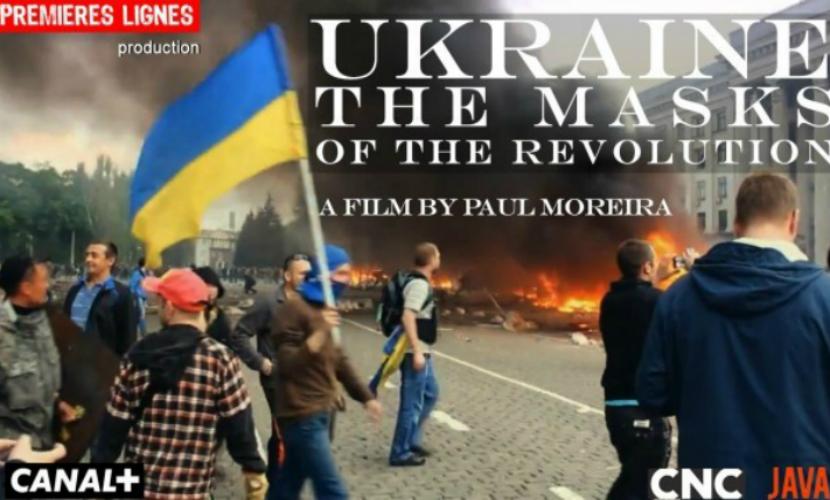 Францию шокировал фильм о Майдане, который власти Украины назвали ложью