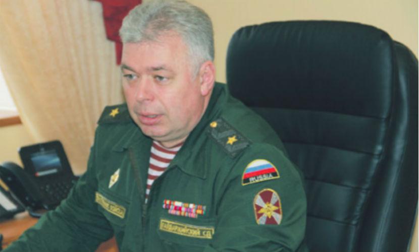 Прокуратура Украины обвинила в госизмене российского генерала