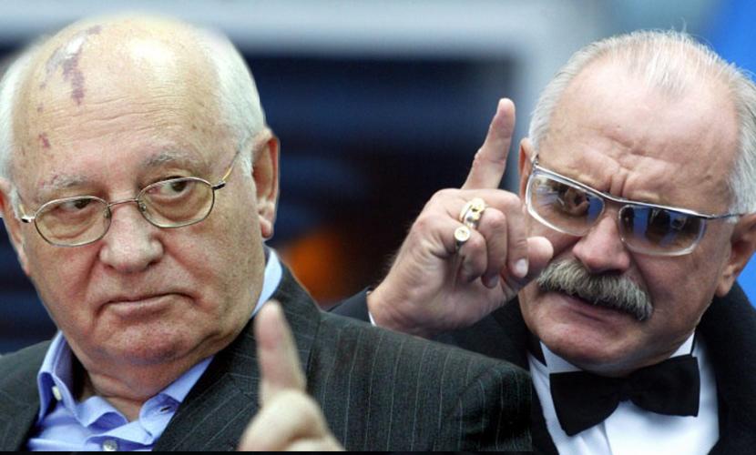 Пранкер Лексус жестоко разыграл Горбачева извинительным звонком от