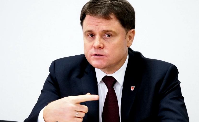 Путин уволил губернатора Тульской области