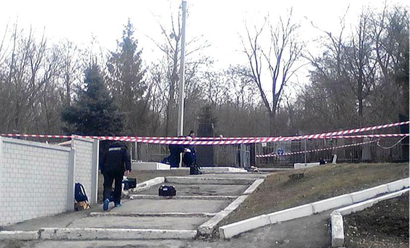 У могилы матери на еврейском кладбище Харькова застрелили «правую руку» мэра