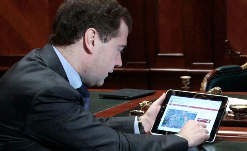 Роскомнадзор назвал «черную дыру», через которую Медведев ухитрился зайти на RuTracker