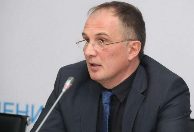 Глава «Политической экспертной группы» Константин Калачев