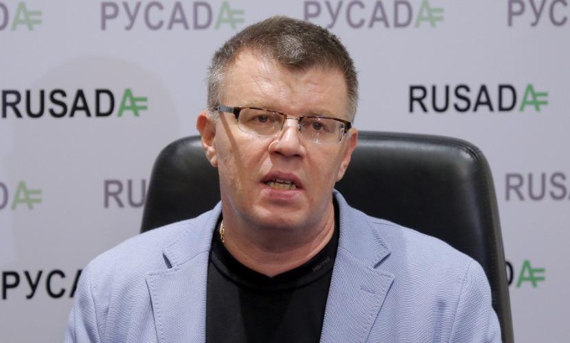 Стала известна причина внезапной смерти бывшего директора РУСАДА Камаева