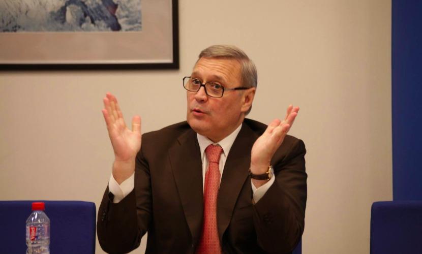 Российские налоговики выразили готовность узнать, на какие деньги Касьянов отдыхал в Швейцарии