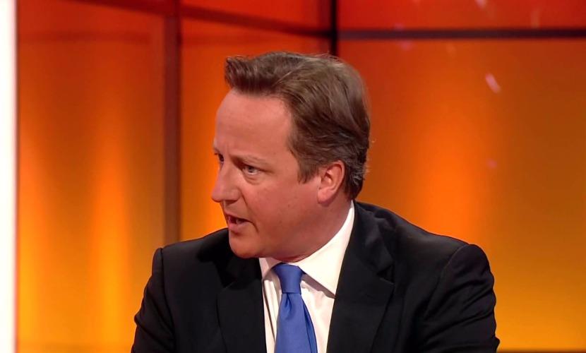 Мы должны остаться в ЕС, если хотим противостоять таким угрозам, как Путин и ИГ, - Кэмерон