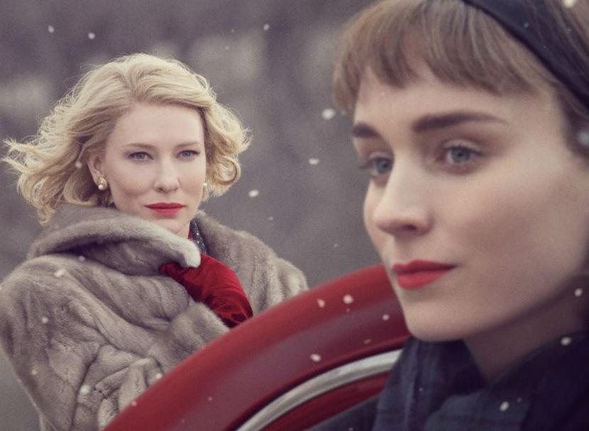 """Фильм """"Кэрол"""" рассказывает о любви двух женщин."""