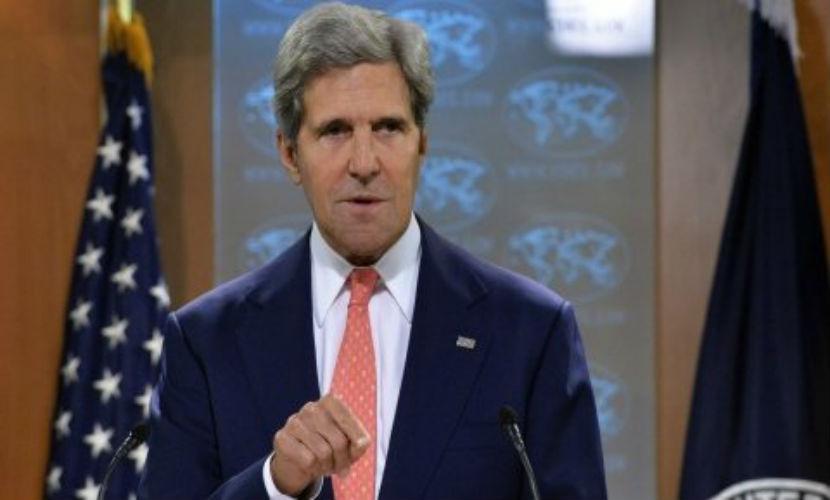 Керри сообщил о прекращении огня в Сирии