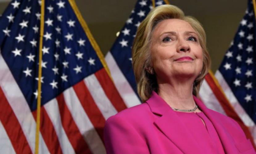Хиллари Клинтон стала лидером на первичных выборах