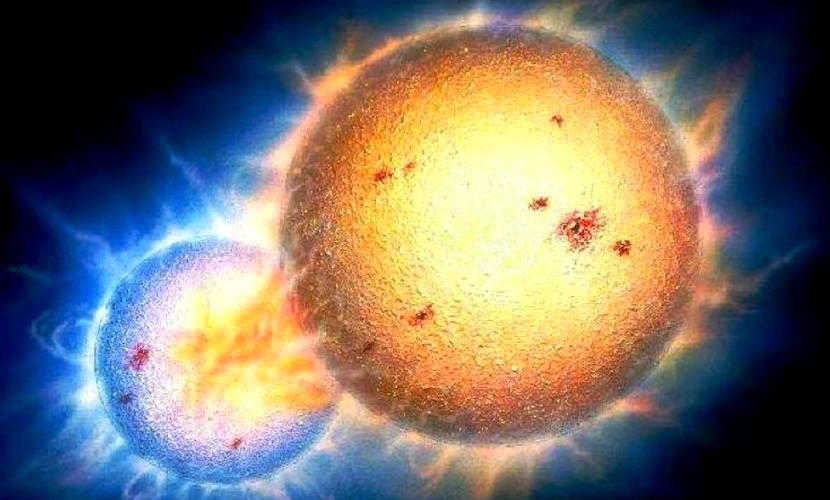 «Сигналами инопланетян» оказались вспышки чрезвычайной мощности при слиянии звезд, - ученые