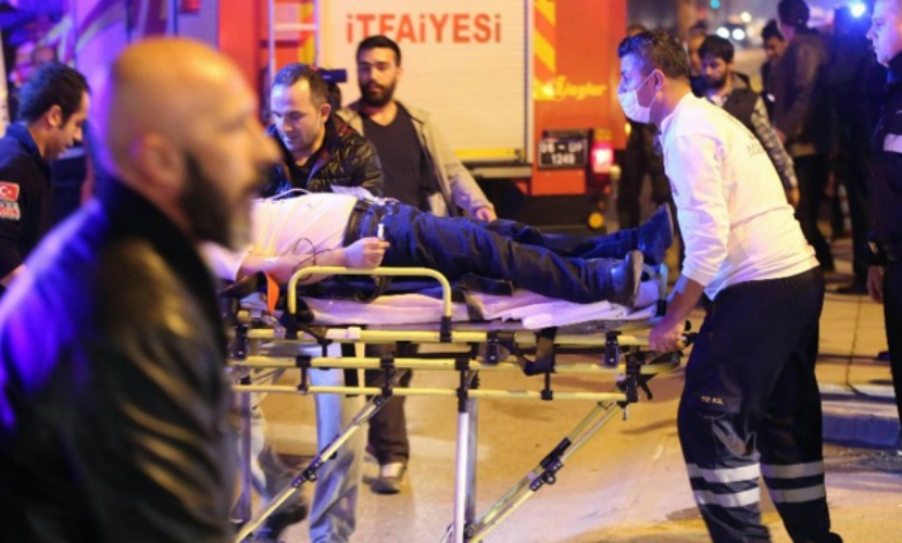 Стало известно имя исполнителя теракта в Анкаре