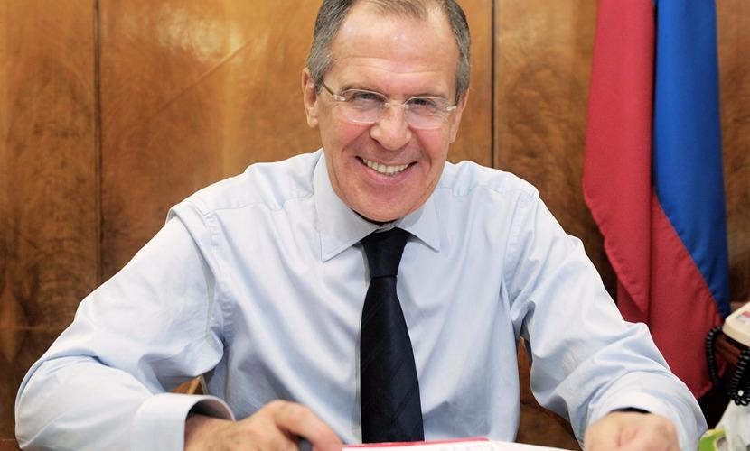 Лаврова наградили за весомый вклад в разрешение проблемы с иранской ядерной программой
