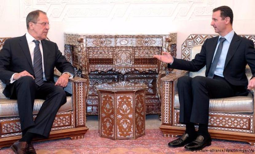 Лавров в Мюнхене предложил странам Запада не делать демона из президента Сирии Асада