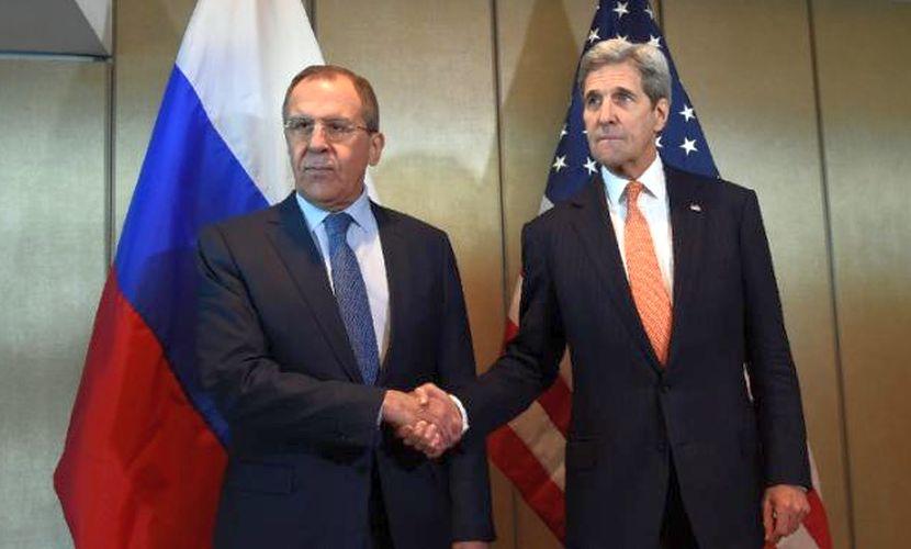 Инициированная американцами встреча между Керри и Лавровым прошла в Мюнхене
