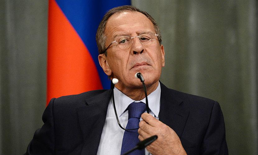 Лавров призвал страны к объединению сил для разгрома террористов
