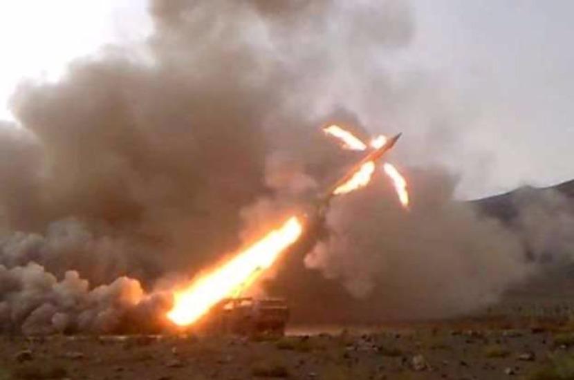 Сирийская армия начала уничтожать террористов советскими ракетными системами