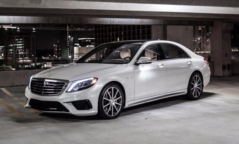 Люксовый автомобиль Mercedes за 8,5 миллиона рублей угнали у безработного в Москве
