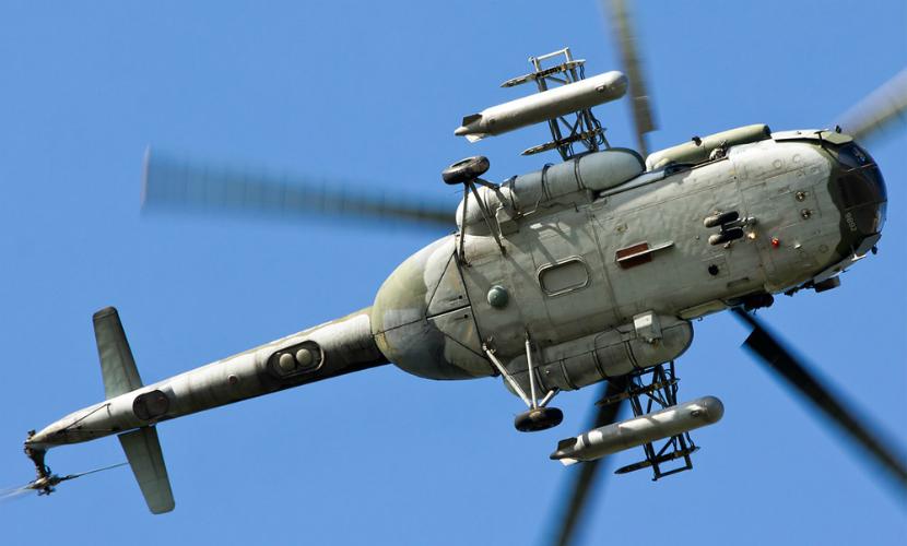 Стали известны фамилии погибших при крушении вертолета Минобороны под Псковом