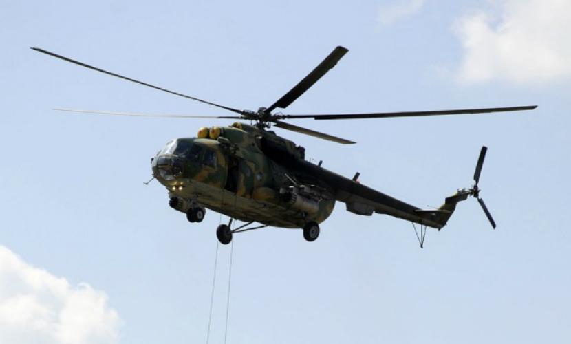 Эксперты назвали возможную причину крушения Ми-8 под Псковом