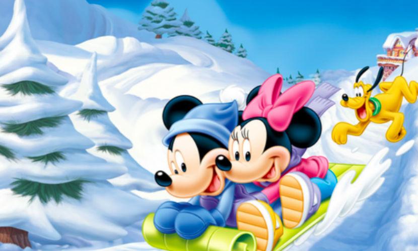 Студия Disney сняла мультфильм о Микки-Маусе в Москве