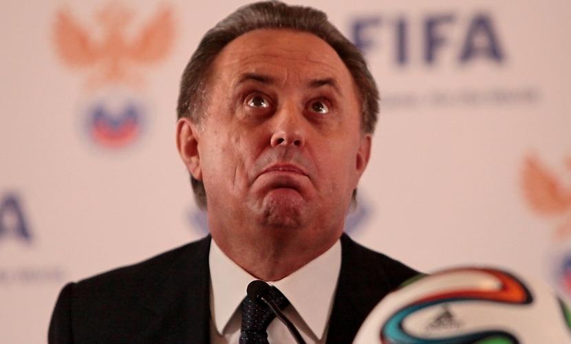 Мутко заявил, что было бы логичным ему возглавить ФИФА, но он не готов к такому повороту