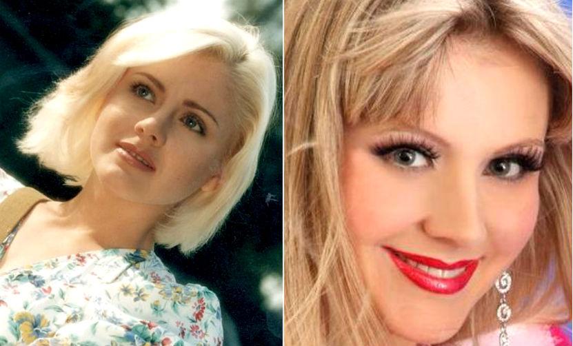 Удивительная блондинка Натали