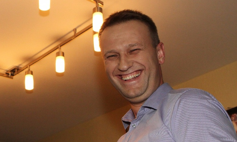 Навальный стал похож на Вильгельма II - хочет успеть и на свадьбу, и на крестины, и на похороны