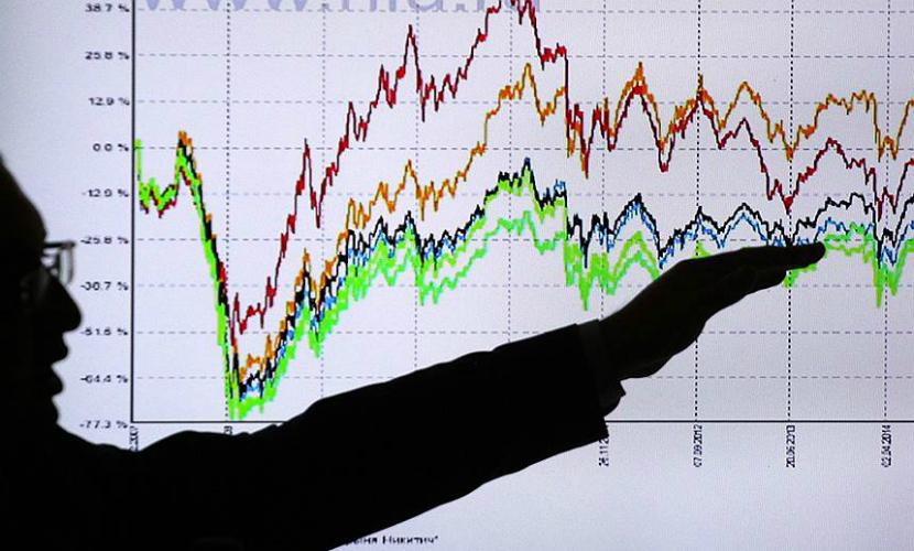 Цена на нефть марки Brent опустилась ниже $34 за баррель