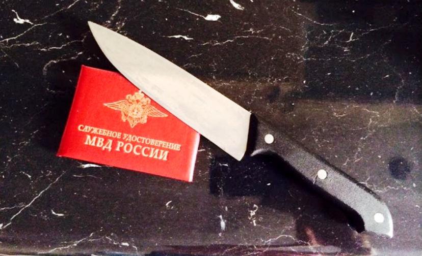 Майора полиции из Коми убили в Санкт-Петербурге