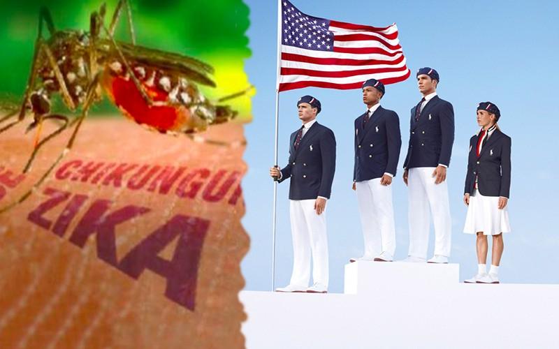 Сборная США может пропустить Олимпиаду в Бразилии из-за страха вируса Зика