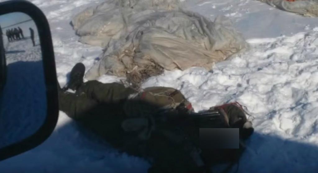 погиб парашютист в хабаровске белой