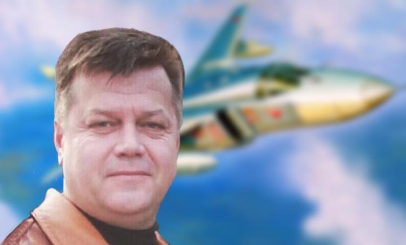 Истребитель Су-34 с авиабазы в Липецке решили назвать в честь Героя России Олега Пешкова