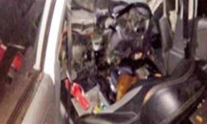 Секс в движущемся автомобиле завершился для индийского водителя трагическим исходом