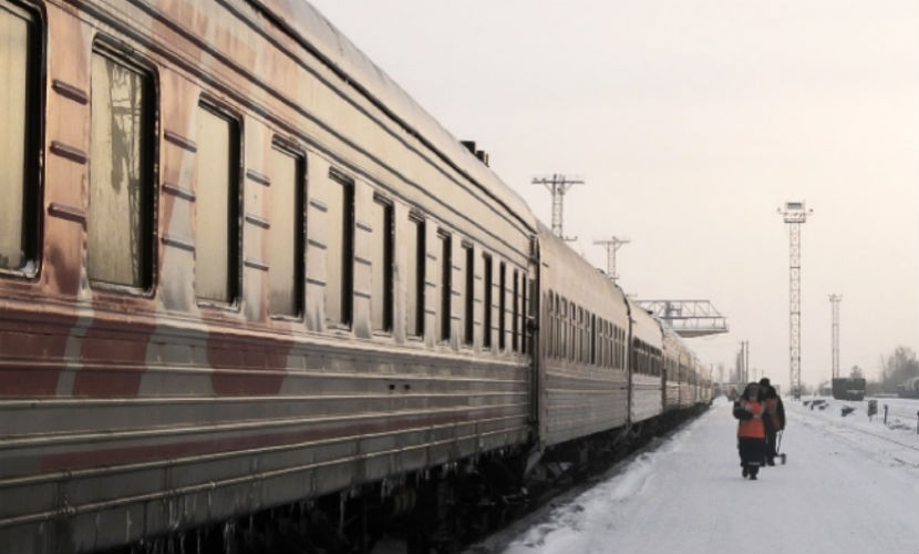 Беременная женщина погибла, попав под поезд Москва - Воркута